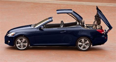 Isc Infinity 2020 by Test Drive And Report Lexus Is Convertibles Is 250 C And