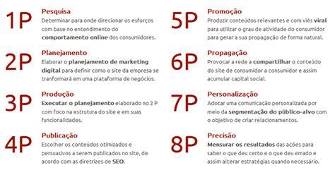 Projetos Online metodologia de marketing digital 8ps