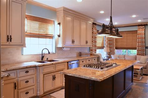 west island kitchen kitchens w island cooktop