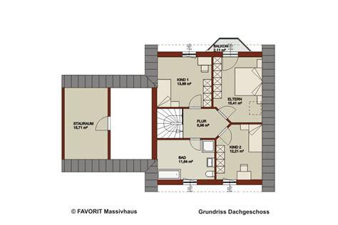 massivhaus schmidt grundriss einfamilienhaus mit garage emphit