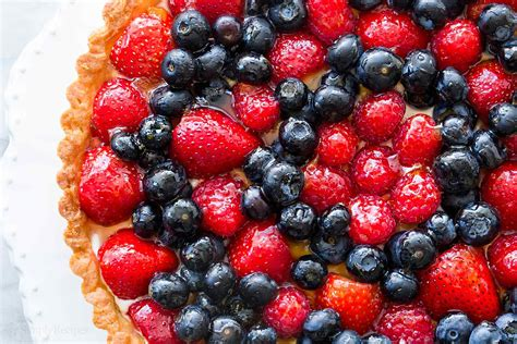 And Berries berry tart recipe simplyrecipes