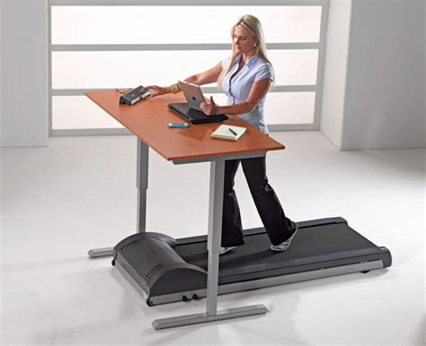 under desk walking treadmill should you switch to a treadmill computer one guy tried