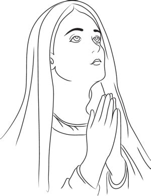 Virgen De Guadalupe Para Colorear E Imprimir Our Of Guadalupe Coloring Page