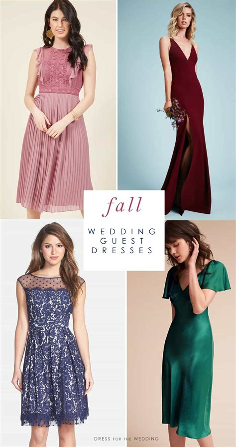 Wedding Dress Guest Fall by Fall Wedding Guest Dresses What To Wear To A Fall Wedding