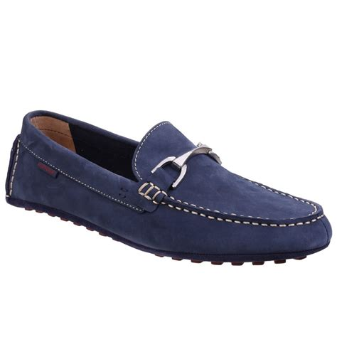 B1 Hush P hush puppies longin terveen mens casual slip on driving moccasins from charles clinkard uk