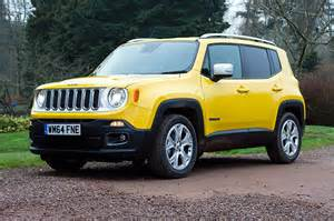 Renegade Jeep Review Jeep Renegade Drive Review