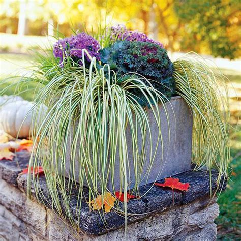 fabulous fall flower containers fabulous fall containers the garden glove