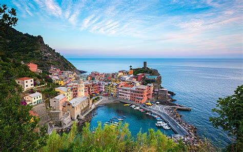 best hotels in cinque terre how to travel to cinque terre travel leisure
