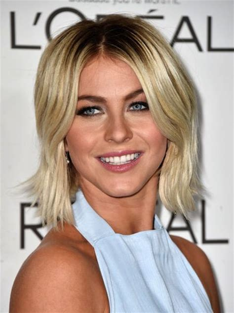 short layered hairstyles with middle parts medium layered razor cut with center part checkout other