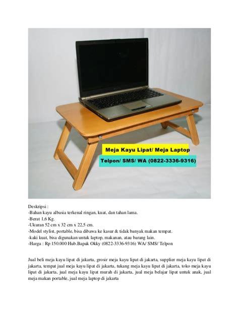 Jual Meja Lipat Plastik Jakarta 0822 3336 9316 jual meja kayu lipat di jakarta harga meja kayu lip