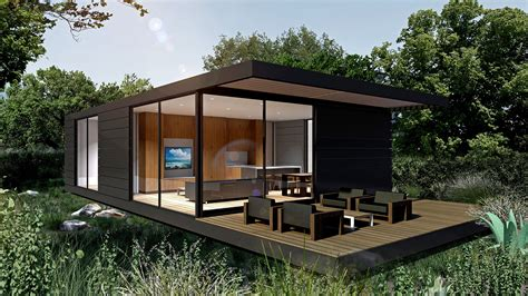 prefabricated house cheapest prefab cabins a house built in half a day