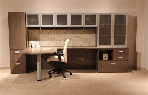 shaped desks larners office furniture