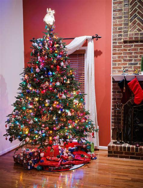 imagenes de adornos de arbol ideas para decorar el pie 225 rbol de navidad hogarmania