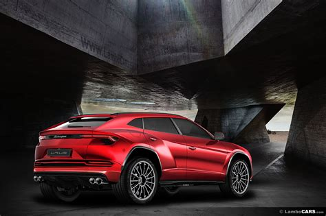 the lamborghini urus is being road tested 2018 urus test
