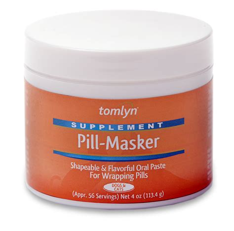 pills for dogs tomlyn pill masker for dogs and cats