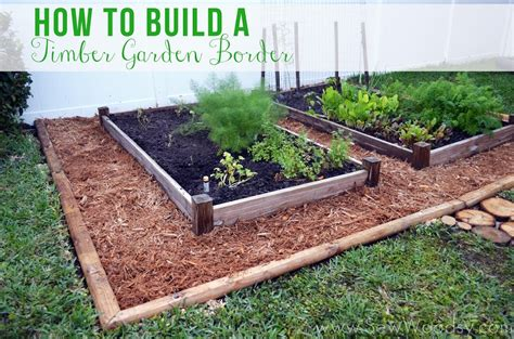 Homeofficedecoration Vegetable Garden Borders How To Make Vegetable Garden
