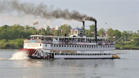 steam boat a new paddle wheeler joins the lineup for the 2018 great