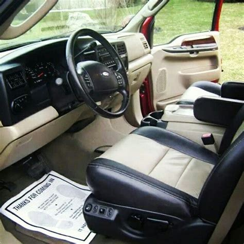 Custom Ford Excursion Interior by 1000 Ideas About Ford Excursion On 2000 Ford