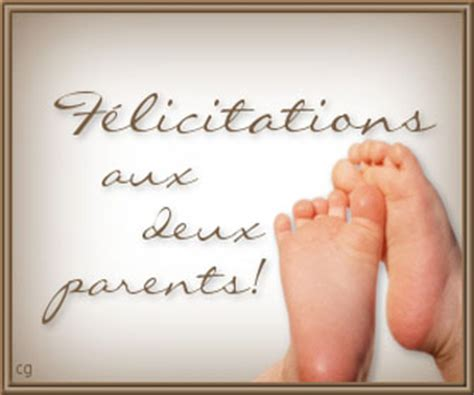 Modèles De Lettre De Félicitation Pour Une Naissance Textes Pour Des F 233 Licitations De Naissance