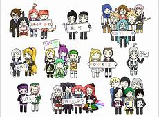 ALL the Vocaloids by KingisNitro on DeviantArt Vocaloid Names List