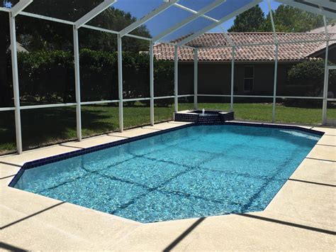 pool resurfacing tampa  star pool
