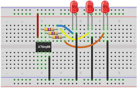 circuit inside breadboard circuit inside breadboard 28 images how to use a breadboard learn sparkfun electrical