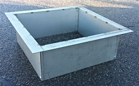Square Pit Liner 180 best higley firepits images on