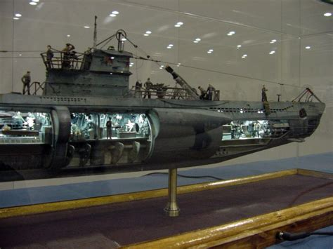 german u boats models great u boat model this has some awesome detail also