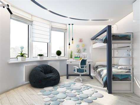 beanbag room 4 room designs with color to spare