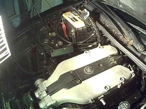 cadillac  cts valve cover gasket  intake manifold removal oil leak fix funnycattv