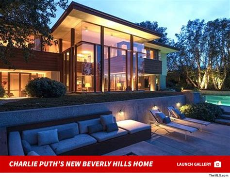 charlie puth house charlie puth buys cool home in beverly hills all