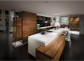 cuisine design blanche et bois avec 238 lot