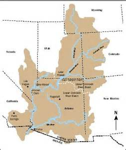 colorado river basin dam important largest salt