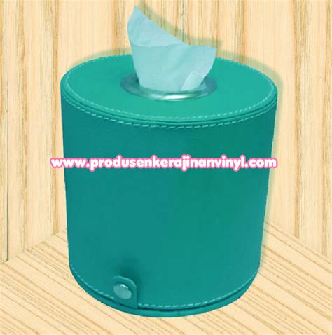 Garut Toska Kotak kerajinan box vinyl pengrajin vinyl jogja jual