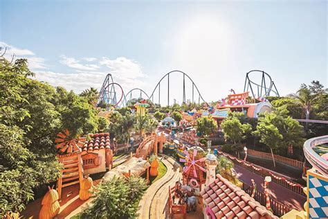 theme park holidays uk estival el dorado resort portaventura theme park cheap