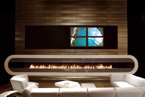 modern fireplace gas modern gas fireplaces ideas from attika feuer freshome