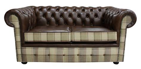 Buy Brown Leather Chesterfield Sofa Uk Designersofas4u Buy Leather Sofa Uk