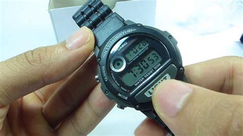 Casio Standard W 87h 1v đồng hồ casio standard w 87h 1v