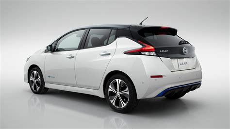 The New Nissan Leaf Is A Huge Improvement On The Original