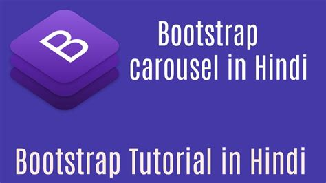 tutorial bootstrap carousel bootstrap tutorial bahasa malaysia