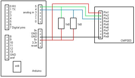arduino disable pull up resistor i2c arduino exles