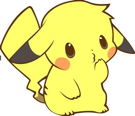 imagenes de animales kawaii para colorear pikachu kawaii dibujos para dibujar colorear imprimir