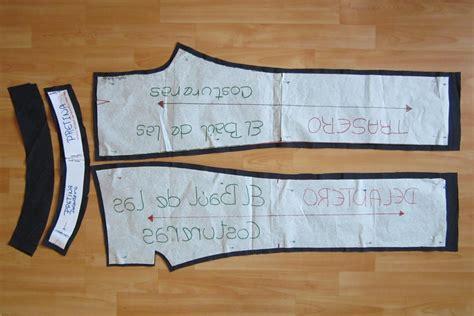 moldes para revolucionario madriguera del lobo solitario confecci 243 n pantal 243 n b 225 sico