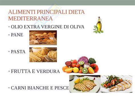scienza dell alimentazione la dieta mediterranea appunti di scienza dell alimentazione