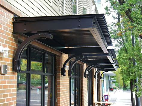 decorative metal window awnings best 25 metal awning ideas on pinterest front door
