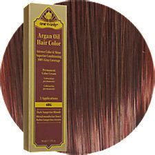 one n only argan hair color directions argan pastel lilac brown hairs