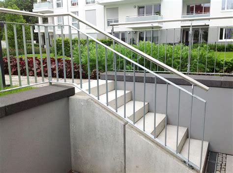 stahlgeländer projekte stahlgel 228 nder metallbau senge
