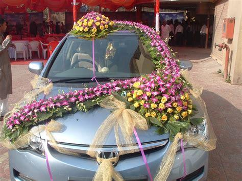 girls wedding car decoration ideas  pakistan