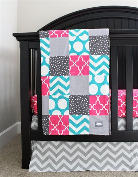 pink and teal crib bedding custom twin duvet covers and pillow covers reserved
