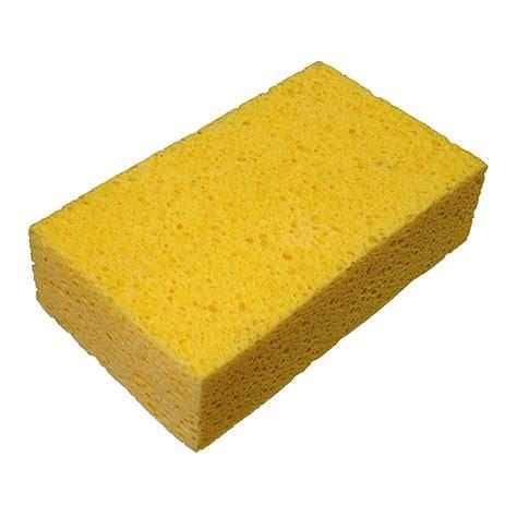 faithfull cellulose sponge faitlsponge